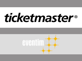 Tickets bei Eventim, Ticketmaster